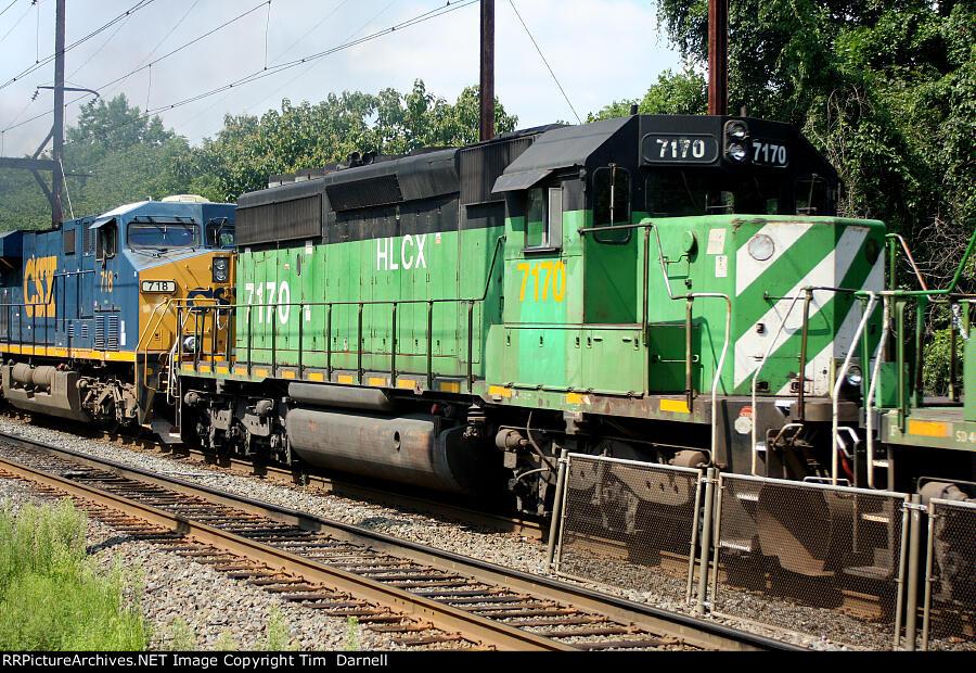 HLCX 7170 on Q409